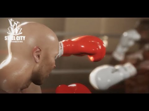 Next Gen Boxing Game! ESports Boxing Club First Details
