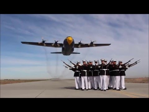 The Warrior Song - Hard Corps. (Marine Corps. Version)