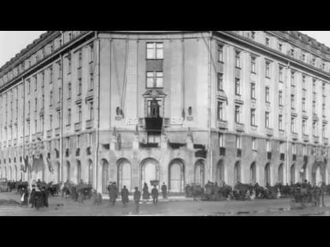 The Astoria Restaurant St Petersburg 1913