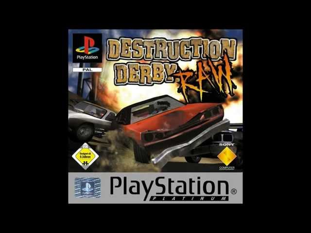 Destruction Derby Raw -  Soundtrack