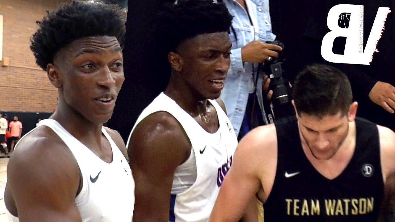 stanley-johnson-2018-drew-league-debut-cut-short-game-cancelled-in-3rd-quarter