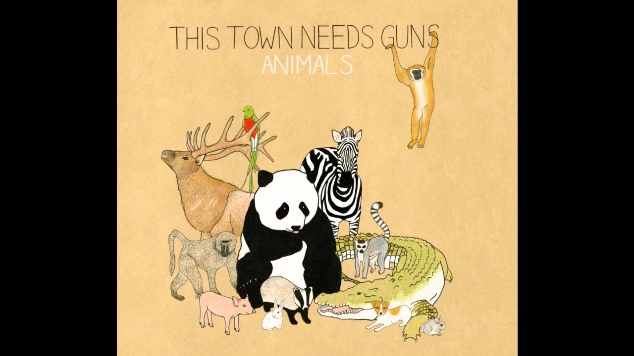 This Town Needs Guns - Rabbit - YouTube