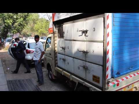Indian baked goods distributor