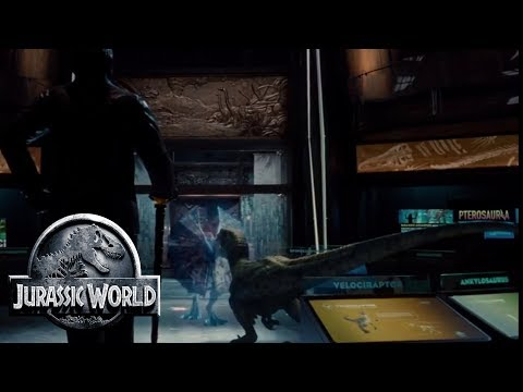The Jurassic World Foreshadow We All Missed | Jurassic World Fallen Kingdom