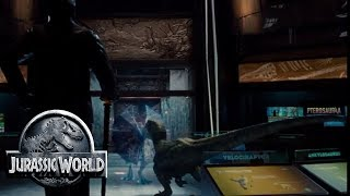 The Jurassic World Foreshadow We All Missed | Jurassic World Fallen Kingdom