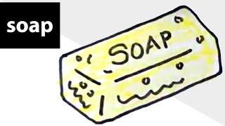 how to draw a soap? drawing, sketch, art, quick draw, craft, how to draw