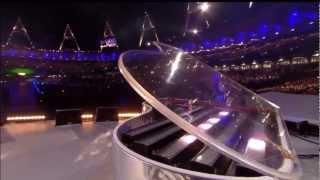Muse на закрытии Олимпиады 2012 в Лондоне   Survival