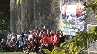 Турнир по футболу среди ветеранов памяти братьев Самойловых (40+)