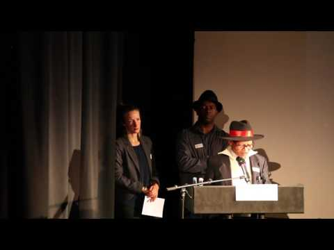 [#10]Ovaherero and Nama Genocide Congress in Berlin 2016: Panel 2: Chief Petrus Simon Moses Kooper