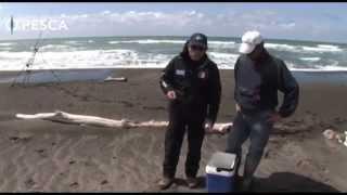 PESCA TV SKY 236 - Surfcasting Adventures: Sfruttando la marea