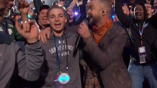 13-Year-Old Who Took Selfie With Justin Timberlake Gets Free Ski Resort Passes