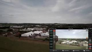 Typhoon H - Telemetry Test