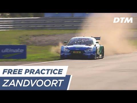 DTM Zandvoort 2017 - Free Practice 3 - RE-LIVE (Deutsch)