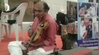 kurai ondrum illai violin classical by veena  vaani orchestra