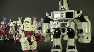 Glyos Recap for February '15: Kabuto Mushi, Onell, Weaponeers