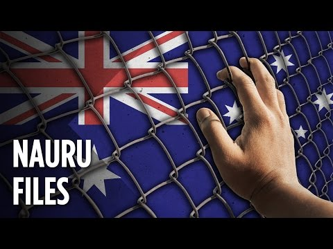 The Brutal Conditions In Australia's Offshore Detention Cent
