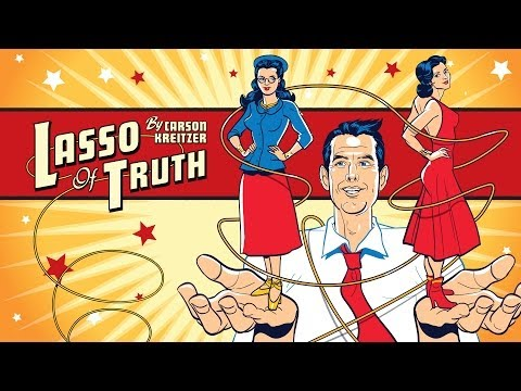 First Look: Lasso of Truth at MTC