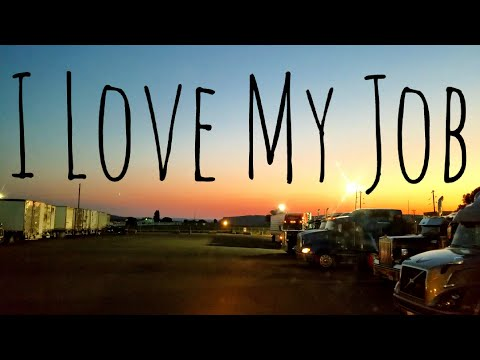 A Perfect Day Trucking (Trucker Vlog Adventure #25)