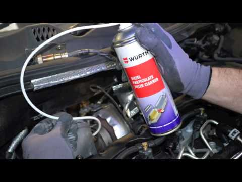 Wurth Diesel Particulate Filter Cleaner