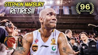 Stephon Marbury RETIRES! His LAST GAME! Full Game + Retiring Ceremony (11.02.18) [1080p]