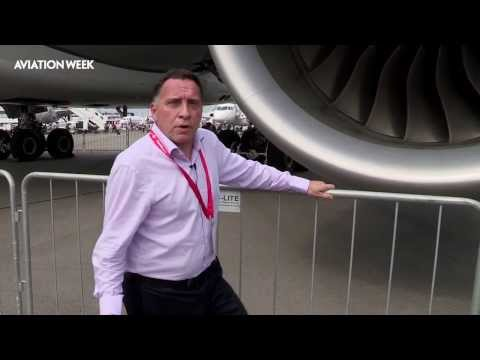 Aviation Week Insight: Airbus A350 Design