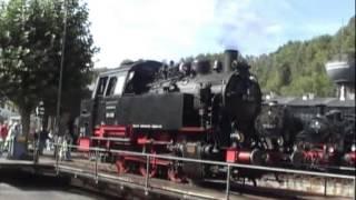 Die 80 039 unterwegs in Bochum Dahlhausen