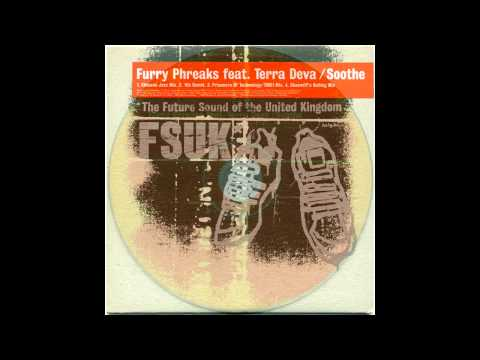 Furry Phreaks Feat. Terra Deva - Soothe (Skeewiff's Rolling Mix)