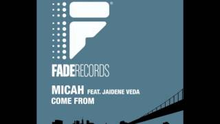 Micah feat. Jaidene Veda - Come From (Nick & John Dalagelis Dub Mix)