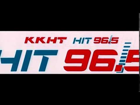 Hit 96.5 KKHT Houston - (1986)