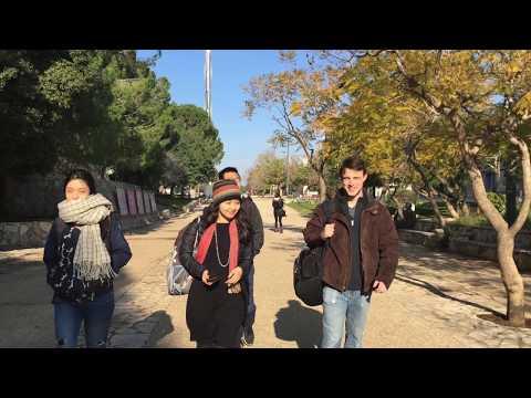 iTrek 2017: Jacobs Technion-Cornell Institute Vists Technion