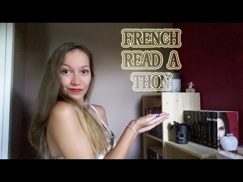 FRENCH READ A THON | Edition Ete