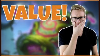 Hearthstone | Gimme ALL the VALUE! | Wild Togwaggle Druid | Rise of Shadows