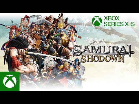 SAMURAI SHODOWN - Xbox Series X|S Launch Trailer