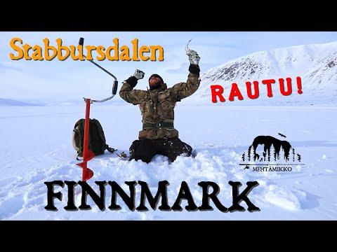 Finnmark – Lumen ja raudun valtakunta