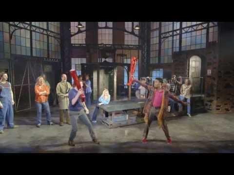 Everybody Say Yeah - Broadway's Tony Award® winning KINKY BOOTS