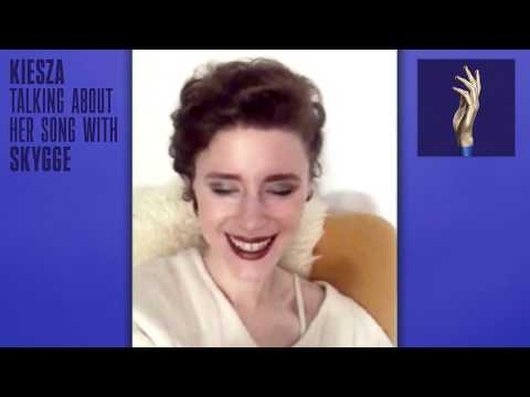 Kiesza​ about her track with SKYGGE 'Hello Shadow'