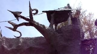 оформление    страны  вихляндия  обзор  работы  арт  бетон . скульптуры