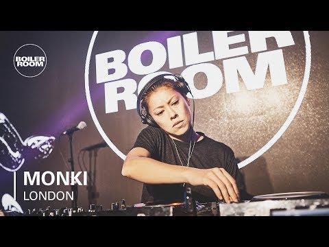 Monki  | Boiler Room x VOXI London