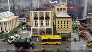 Смотреть видео Музей Лего онлайн