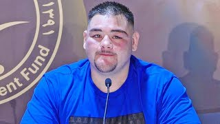 Andy Ruiz Jr - FULL POST PRESS CONFERENCE vs. Anthony Joshua 2