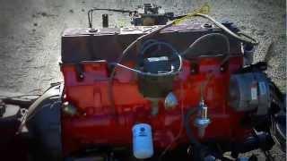 86 Jeep CJ7 cold start