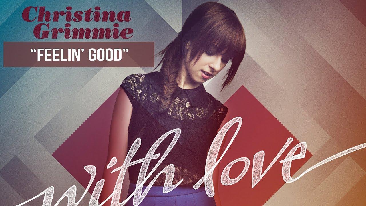 christina grimmie feelin good mp3
