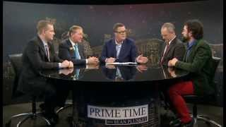 Dr Oliver Hartwich on Prime Time with Sean Plunket