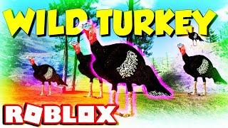 ROBLOX WILD TURKEY CENOZOIC SURVIVAL IS BACK! WILD ANIMALS GAMES