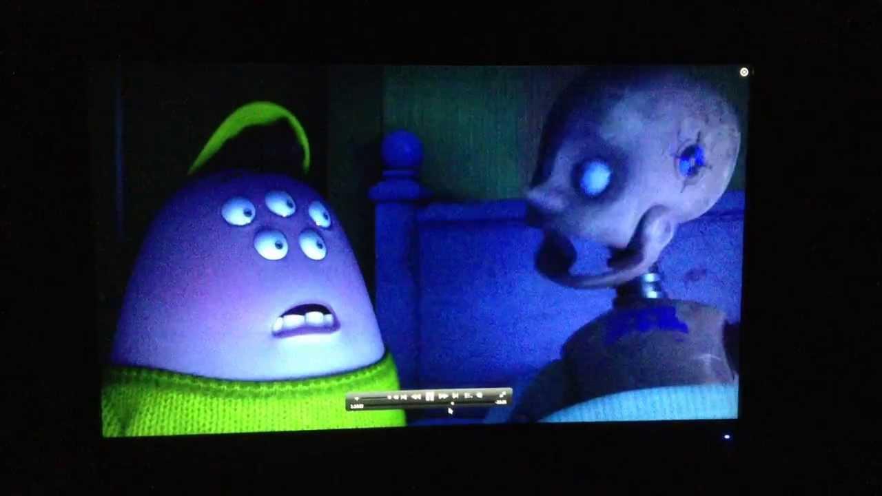 Monster University Squishy S Scare Simulator Youtube