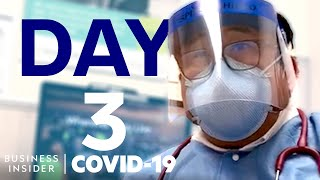Daily Diaries From 4 Coronavirus Doctors During The Pandemic