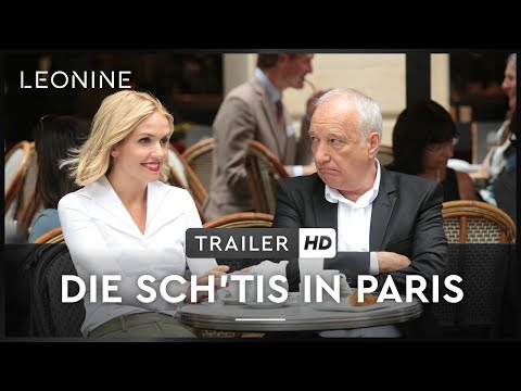 DIE SCH'TIS IN PARIS | Trailer | HD | Offiziell | Ab 2. August 2018 als DVD, Blu-ray und digital