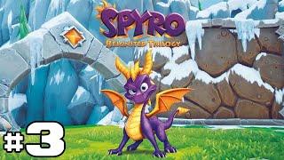 Spyro Reignited Trilogy | LIVE Let's Play #3 [FR]