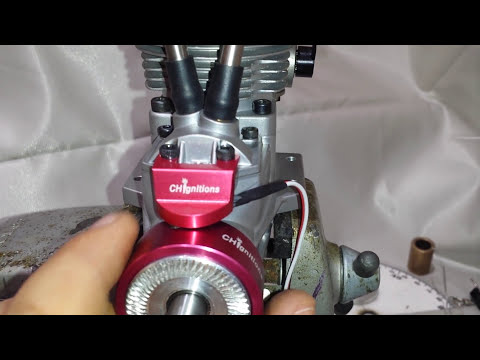 How to TIME an RC Engine, by CH Ignitions & RCEXL