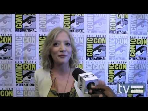 Alphas Season 2: Erin Way Interview